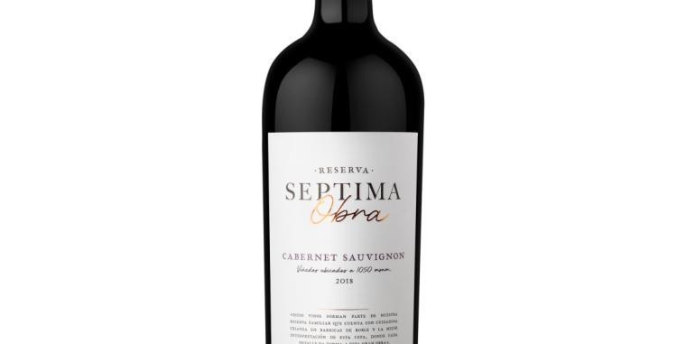 Septima Obra Cabernet Sauvignon 750cc