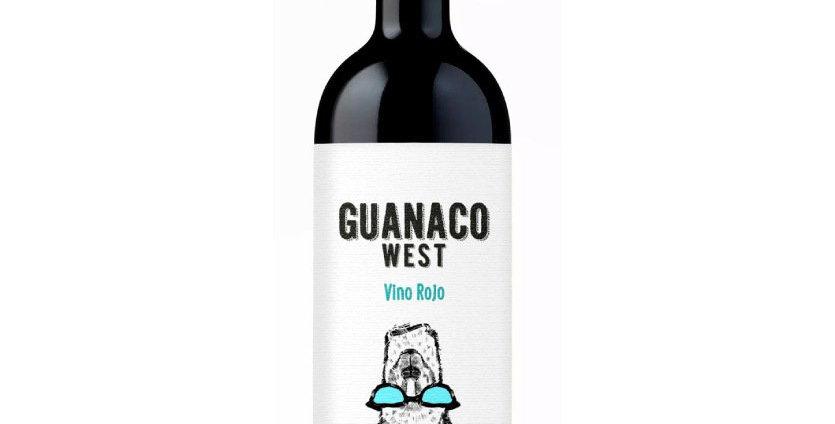 Guanaco West Red Wine - 750cc