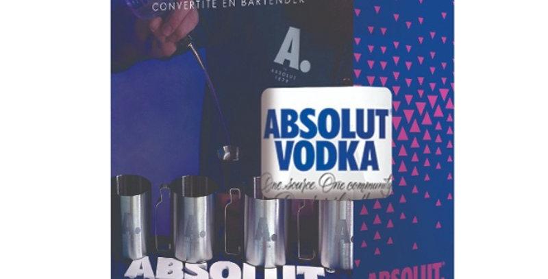Absolut 750cc + Esterilla Edición Limitada