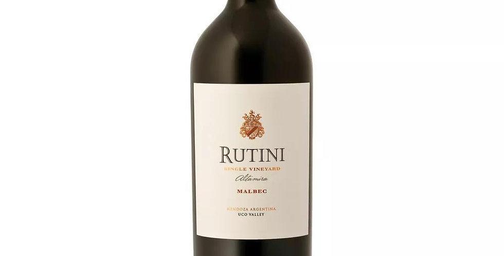 Rutini Single Vineyard Altamira Malbec 750cc