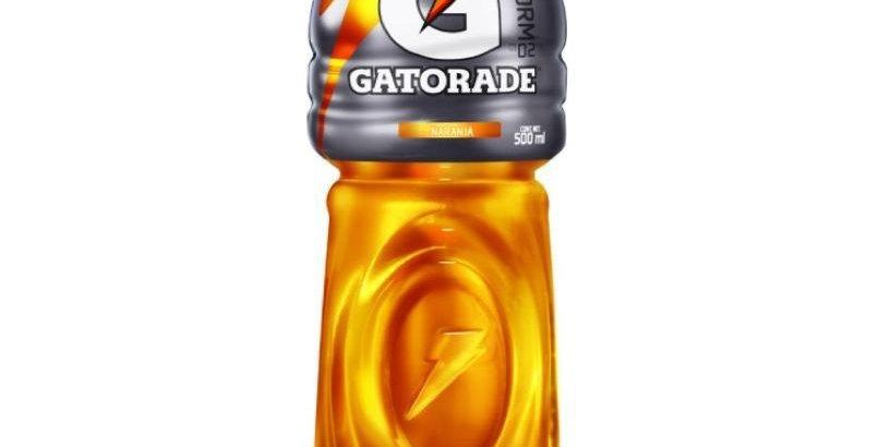 Gatorade Naranja 500cc - Pack x 6un