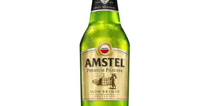 Amstel 1L Retornable - Cajón x 12un