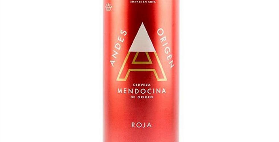 Andes Roja 473cc - Pack x 24un