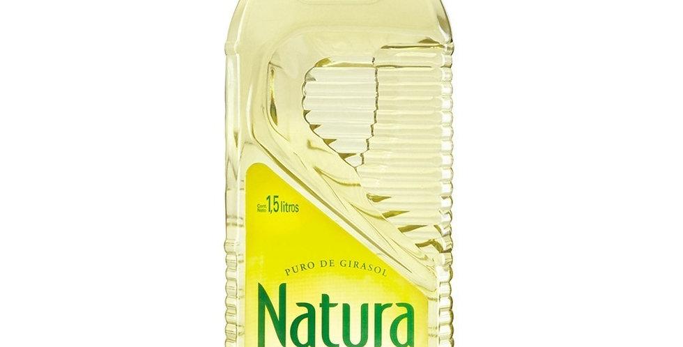 Aceite de Girasol Natura 1.5L