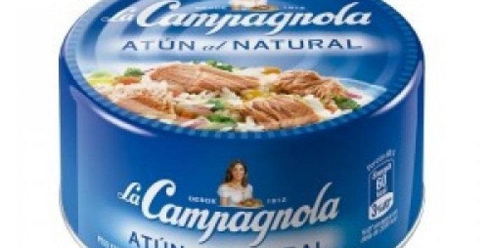 Atún Al Natural La Campagnola 170gr