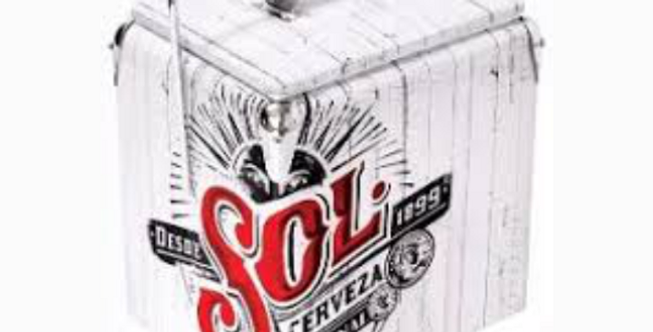 Heladera Cerveza Sol 15Lts