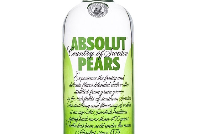 Absolut Pears 750cc