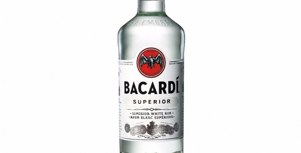 Bacardi Blanco 750cc
