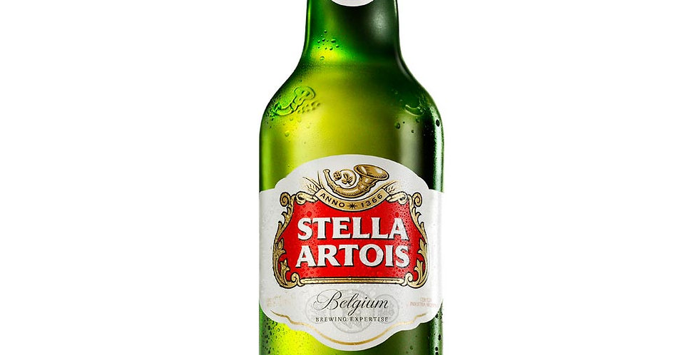 Stella Artois 1L Retornable - Cajón x 12un