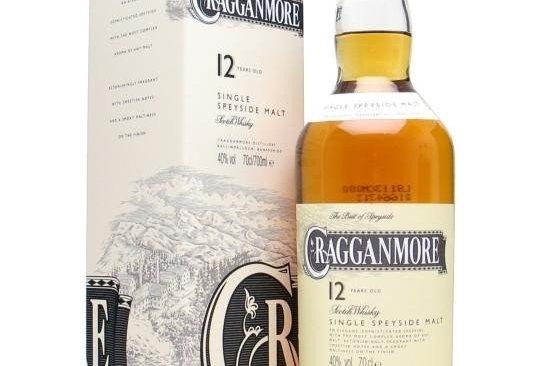 The Cragganmore 12 Años