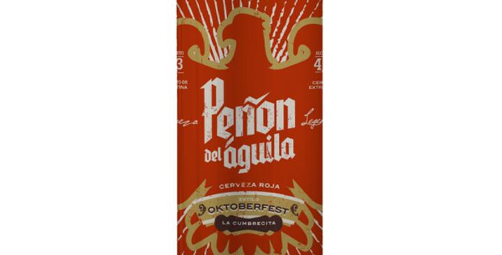 Peñon del Águila Oktoberfest  Lata 473cc -