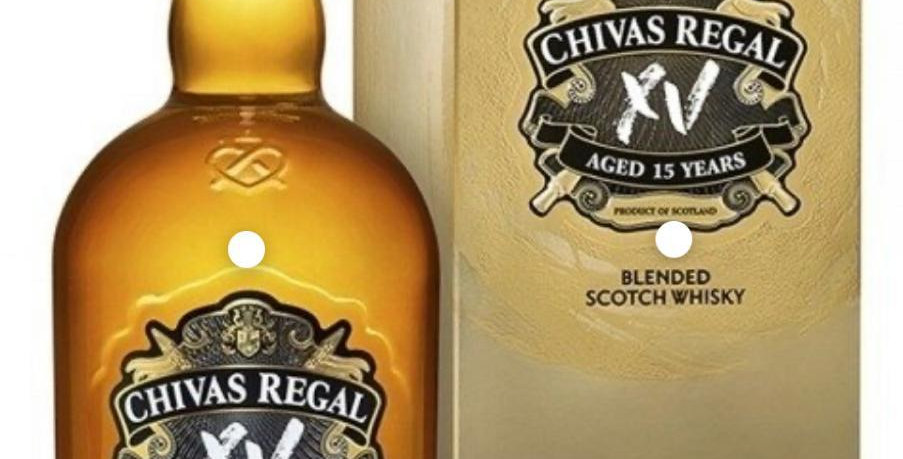 Chivas Regal 15 Años 700cc