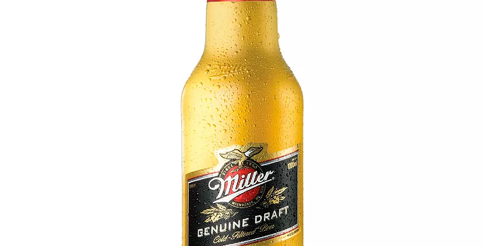Miller 1L Descartable - Pack x 6un