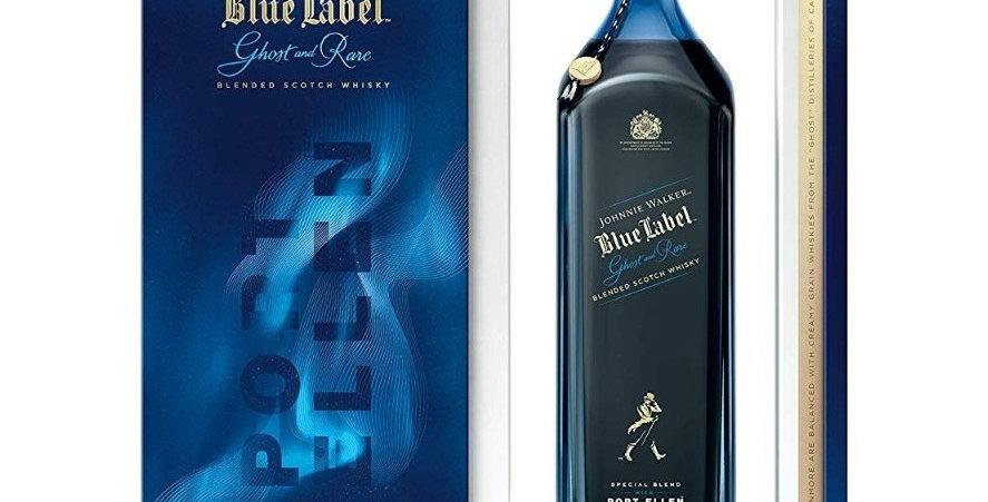 Johnnie Walker Blue Label Ghost & Rare 750cc + Estuche
