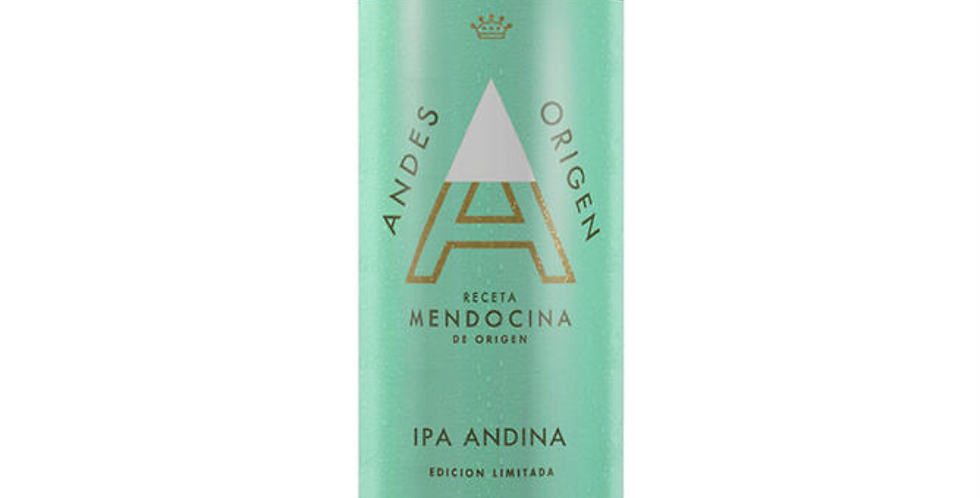Andes IPA 473cc - Pack x 24un