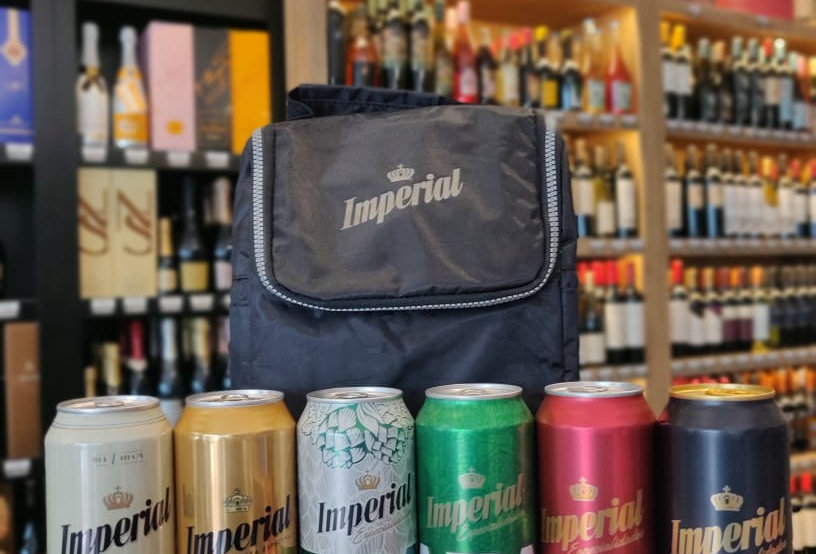 Pack Imperial + Cooler