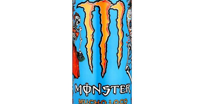 Monster Energy Mango Lata 473cc - Pack x 6un