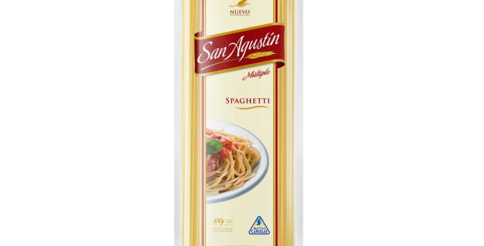 Fideos San Agustin Spaghetti 500Gr