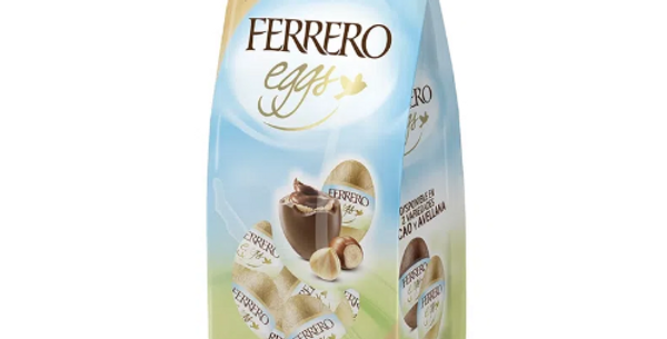 Mini Avellanas Ferrero Rocher 100gr