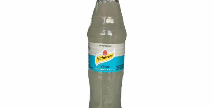 Schweppes Pomelo Sin Azúcares Retornable 350cc - Cajón x 24un
