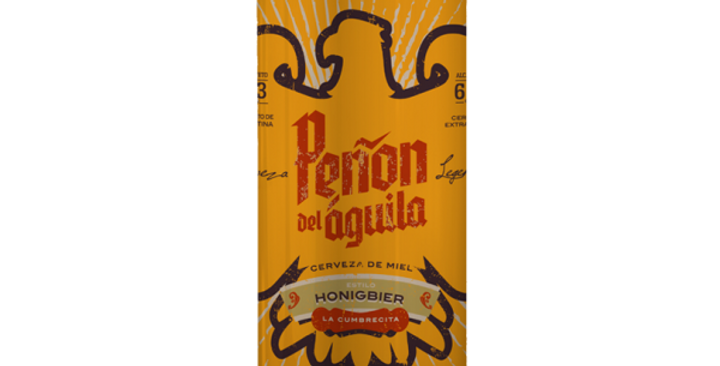 Peñon del Águila Honigbier Lata 473cc -