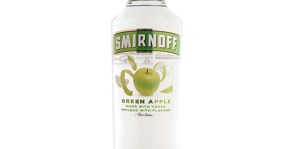 Smirnoff Green Apple 750cc