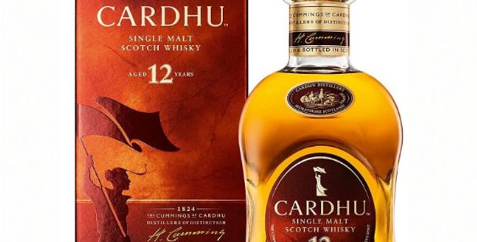 Cardhu Scotch 12 Años 750cc