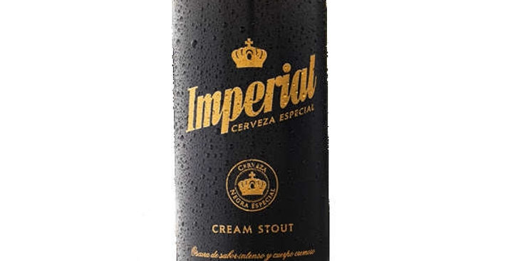 Imperial Cream Stout 473cc - Pack x 24un