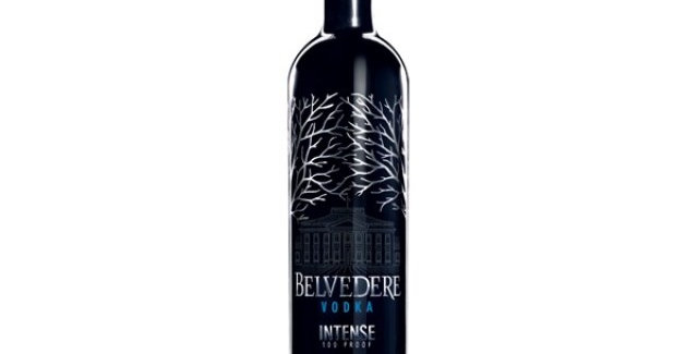 Belvedere Intense 1L