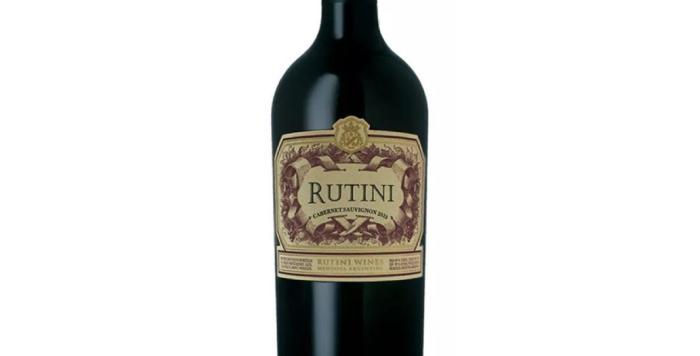 Rutini Cabernet Sauvignon - 750cc