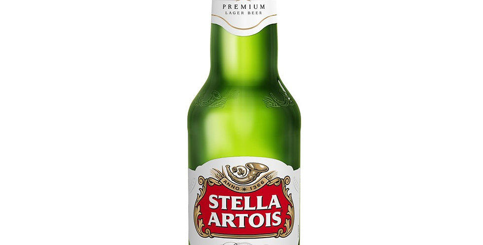 Stella Artois 330cc - Caja x 24un