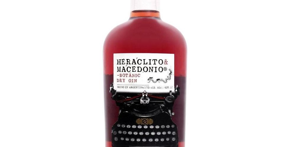 Heráclito & Macedonio Botánic Gin 750cc