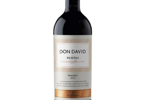 Don David Reserva Malbec 750cc