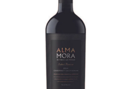 Alma Mora Select Reserve Cabernet Sauvignon 750cc