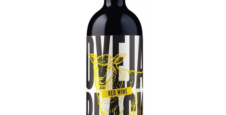 Oveja Black Red Wine - 750cc