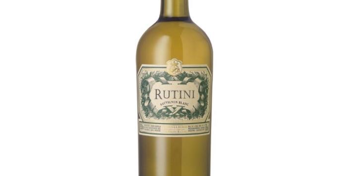 Rutini Sauvignon Blanc - 750cc