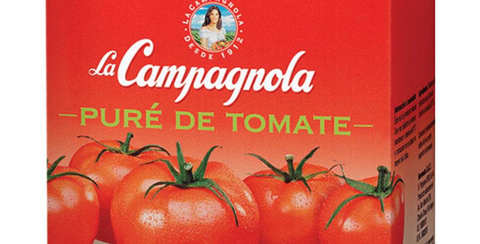Puré de Tomate La Campagnola 520Gr