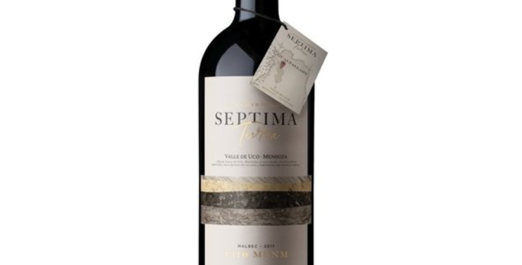 Septima Tierra Gualtallary 750cc