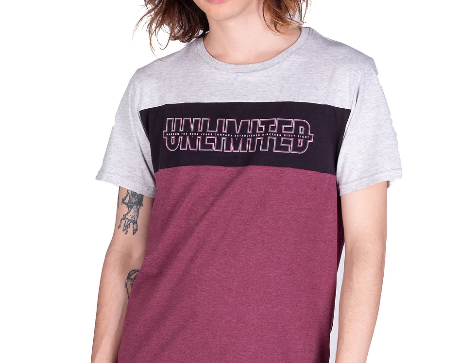 UNLIMITED II REG.TEE