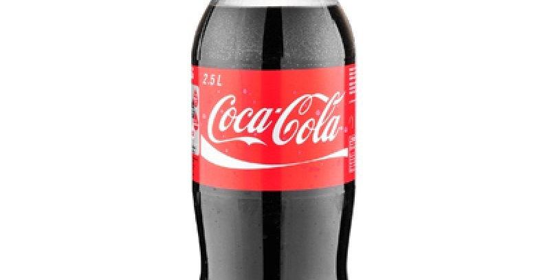 Coca Cola 2,25L - Pack x 8un