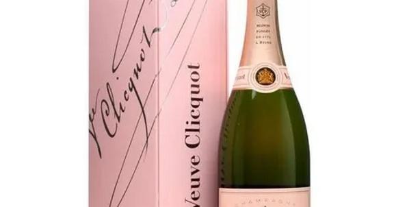 Veuve Clicquot Rosé - 750cc + Estuche