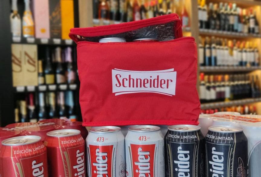 Pack Schneider + Cooler