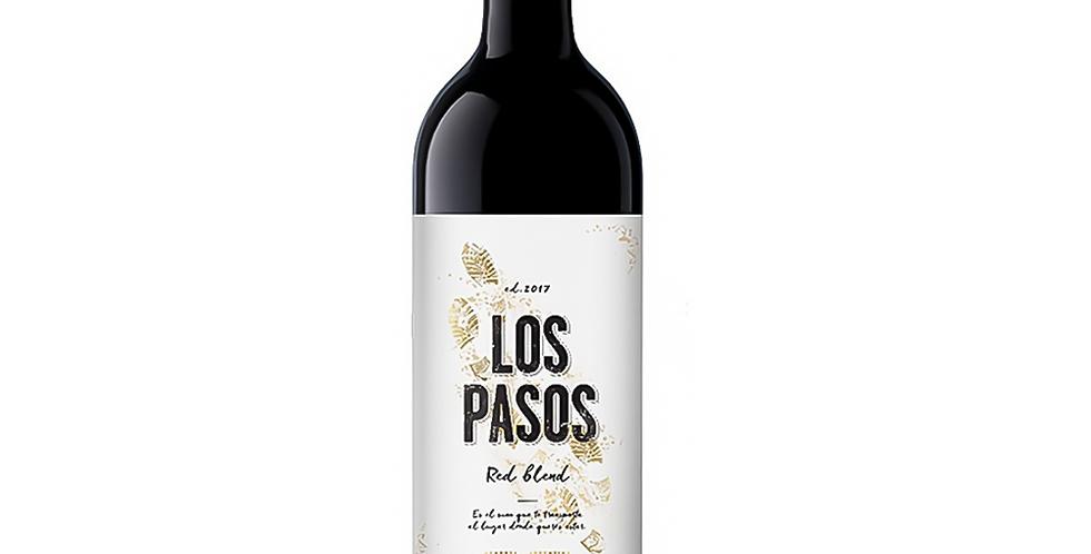 Los Pasos Red Blend 750cc