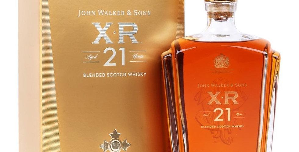 Johnnie Walker XR 21 Años con Estuche