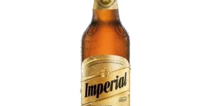 Imperial Lager 1L Retornable - Cajón x 12un