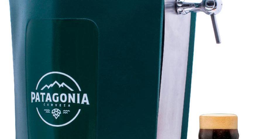 Alquiler Chopera Patagonia + Barril 20Lts EXCLUSIVO MAR DEL PLATA