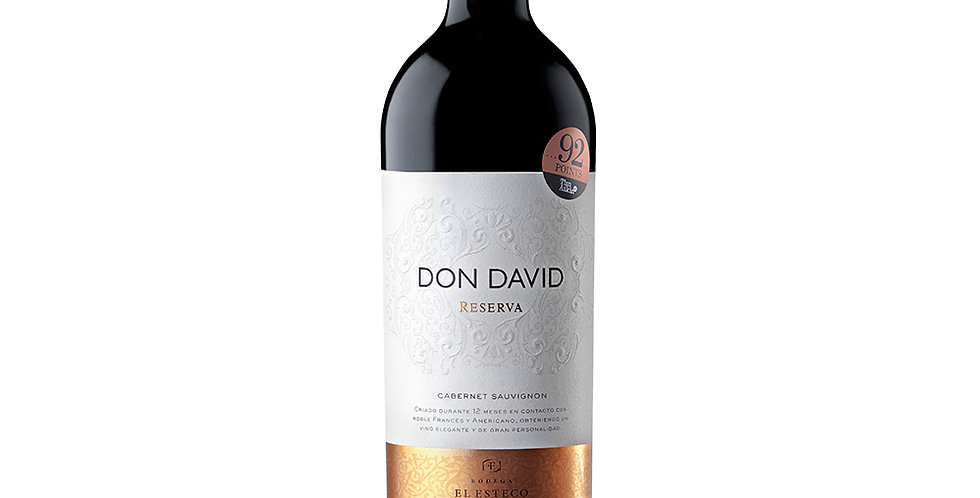 Don David Reserva Cabernet 750cc