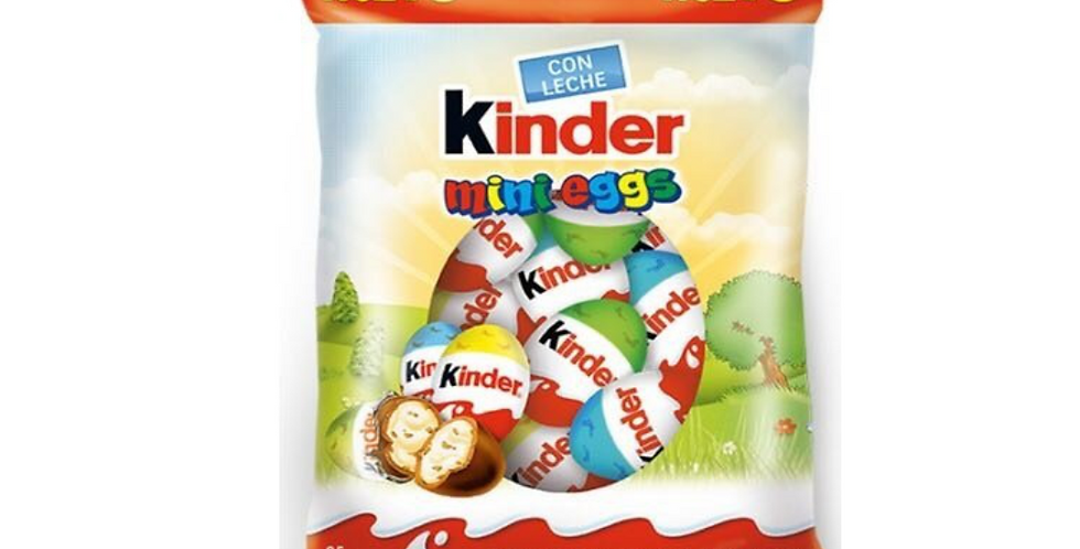 Kinder Mini Eggs 85gr