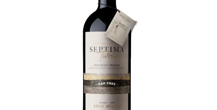 Septima Tierra Gualtallary OAK Free 750cc