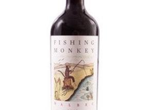 Fishing Monkey Malbec 750cc